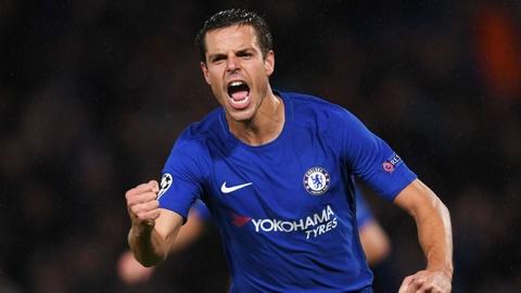 Leroy Sane loai Hazard khoi doi hinh ket hop Chelsea va Man City hinh anh 2