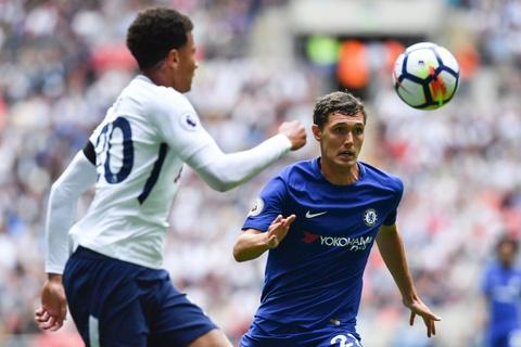 Leroy Sane loai Hazard khoi doi hinh ket hop Chelsea va Man City hinh anh 4