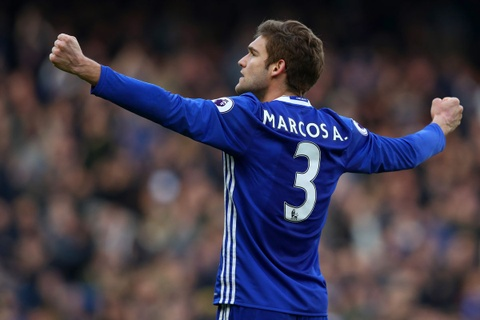 Leroy Sane loai Hazard khoi doi hinh ket hop Chelsea va Man City hinh anh 5