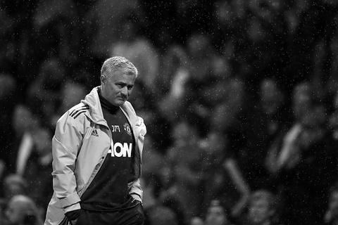 Jose Mourinho tinh chuyen chia tay Manchester United hinh anh