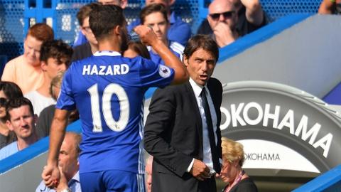 HLV Conte ca ngoi Hazard truoc them dai chien Liverpool hinh anh