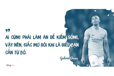 Gabriel Jesus: Tu san bong nha tu den tham do Premier League hinh anh 4