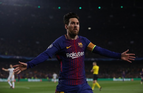 Barca 3-0 Chelsea: Man huy diet cua thien tai Lionel Messi hinh anh