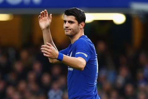 Morata bi loai, Diego Costa tro lai doi tuyen Tay Ban Nha hinh anh