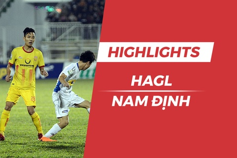 Highlights Hoang Anh Gia Lai 3-2 CLB Nam Dinh hinh anh