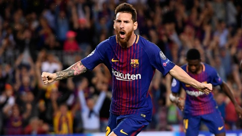 Messi khong chon noi ban thang dep nhat o Champions League hinh anh