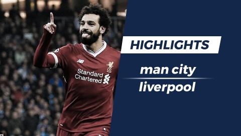 Highlights Man City 1-2 Liverpool: Khong co phep mau hinh anh