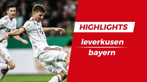 Highlights: Mueller lap hat-trick dua Bayern vao chung ket hinh anh