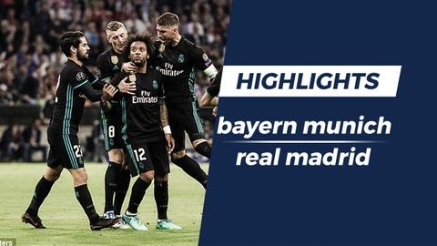Highlights Bayern vs Real Madrid: Sai lam tai hai hinh anh