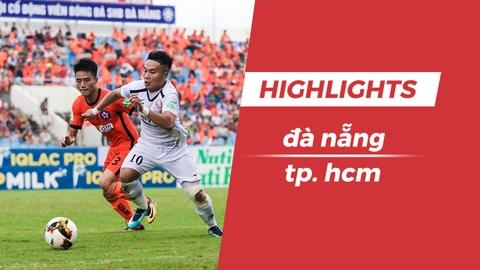Highlights CLB Da Nang 3-0 CLB TP.HCM hinh anh