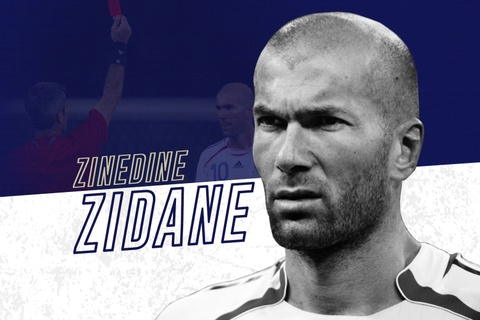 Zidane dung dau nhung cau thu xau choi nhat lich su World Cup hinh anh