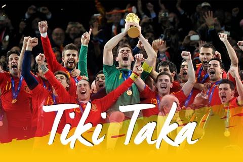 Tiki taka va Iniesta da dua Tay Ban Nha len dinh the gioi nhu the nao? hinh anh