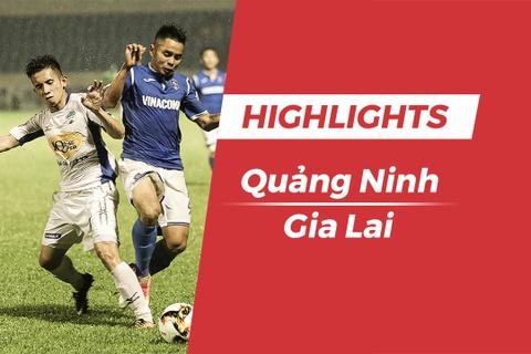 Highlights Ngoai binh toa sang, CLB Quang Ninh 'de bep' HAGL hinh anh