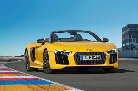 Audi len ke hoach san xuat xe the thao hybrid hinh anh