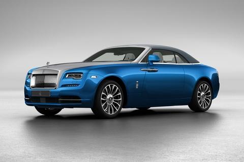 Rolls-Royce Dawn phien ban gioi han danh rieng cho ty phu hinh anh