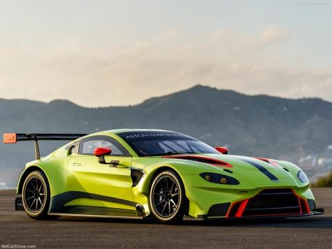 Aston Martin Vantage GTE: Sinh ra chi de dua hinh anh