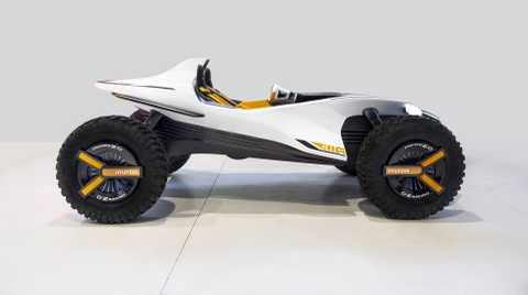 Hinh anh 3D mau Hyundai concept Kite hinh anh
