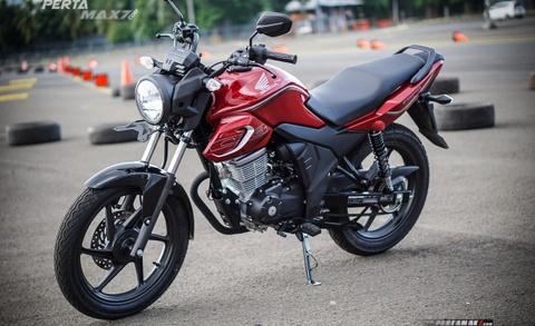 Honda CB150 Verza: Doi thu Yamaha FZ150i tai Dong Nam A hinh anh