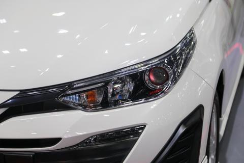 Chi tiet Toyota Yaris Ativ TRD 2018 vua ra mat tai Thai Lan hinh anh 3