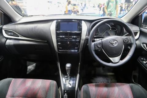Chi tiet Toyota Yaris Ativ TRD 2018 vua ra mat tai Thai Lan hinh anh 7