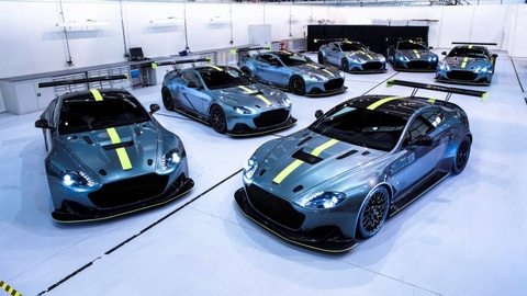 Chiem nguong Aston Martin Vantage AMR Pro hang hiem hinh anh