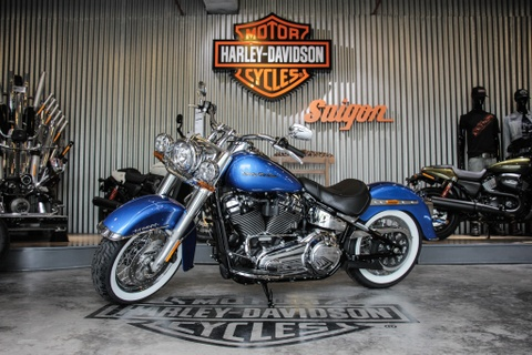 Can canh Harley-Davidson Softail Deluxe 2018 gia gan 1 ty dong hinh anh