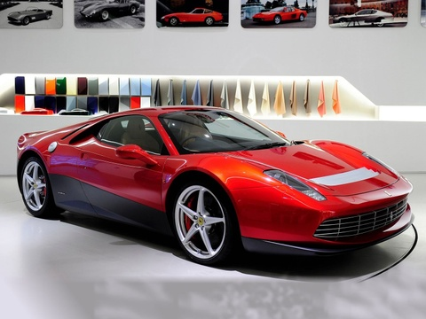10 sieu xe Ferrari ban dac biet dep nhat hinh anh 7