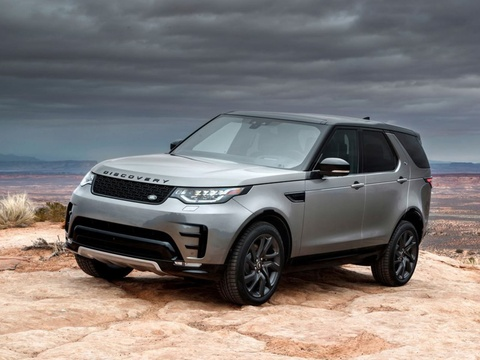Land Rover Discovery sap dung san xuat tai Anh hinh anh
