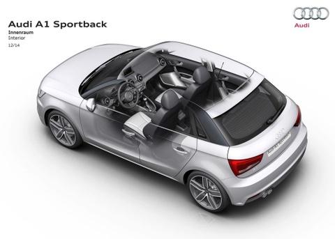 Audi A1 Sportback 2019 ca tinh va hien dai hon hinh anh 10