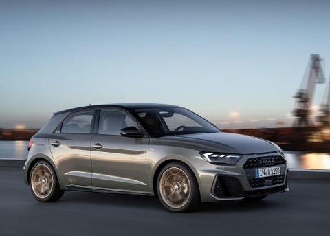 Audi A1 Sportback 2019 ca tinh va hien dai hon hinh anh 1