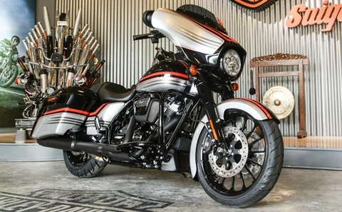 Harley-Davidson Street Glide Special 2018 doc nhat tai VN hinh anh
