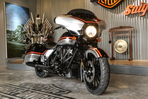Harley-Davidson Street Glide Special 2018 doc nhat tai VN hinh anh 11