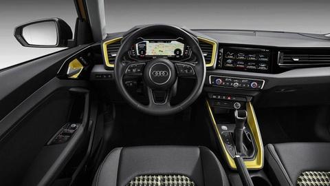 Audi A1 Sportback 2019 ca tinh va hien dai hon hinh anh 8