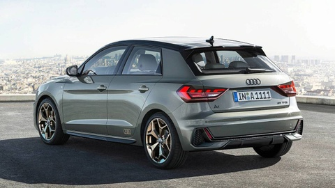 Audi A1 Sportback 2019 ca tinh va hien dai hon hinh anh 12