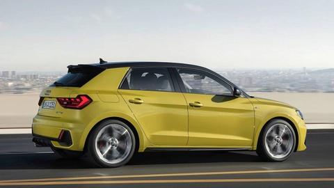 Audi A1 Sportback 2019 ca tinh va hien dai hon hinh anh 6