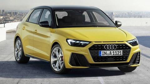 Audi A1 Sportback 2019 ca tinh va hien dai hon hinh anh 2