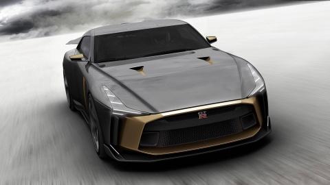 Nissan GT-R50 co them ban dac biet manh hon 700 ma luc hinh anh 1