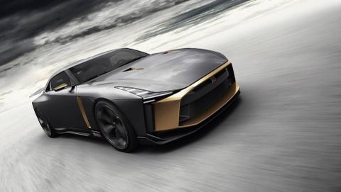Nissan GT-R50 co them ban dac biet manh hon 700 ma luc hinh anh 2