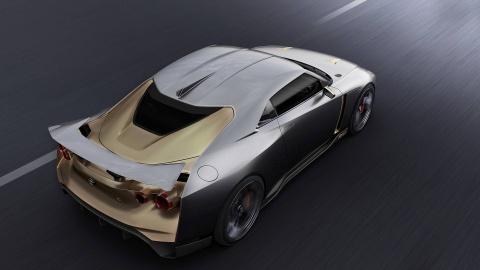 Nissan GT-R50 co them ban dac biet manh hon 700 ma luc hinh anh 4