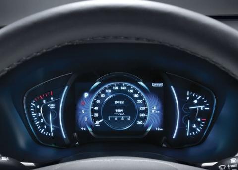 Chi tiet Hyundai Santa Fe 2019 - hien dai va an toan hon hinh anh 6