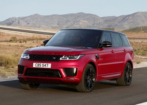 land rover discovery sport hinh anh