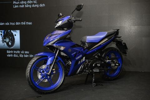 Cam nhan Yamaha Exciter 150 2018 - ve ngoai moi, dong co cu hinh anh