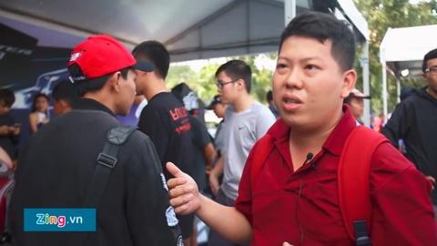 Cam nhan nguoi tieu dung ve Yamaha Exciter 2018 hinh anh