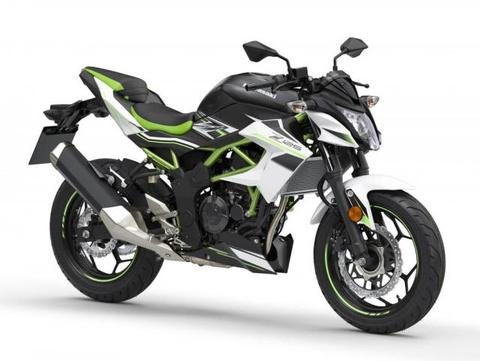 Kawasaki Ninja 125 va Z125 2019 se ra mat vao thang 10 hinh anh