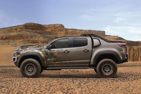 Chevrolet Colorado ZH2 - ban tai chien xa cua quan doi My hinh anh 3