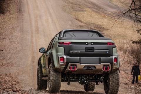 Chevrolet Colorado ZH2 - ban tai chien xa cua quan doi My hinh anh 8