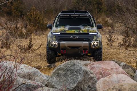 Chevrolet Colorado ZH2 - ban tai chien xa cua quan doi My hinh anh 7