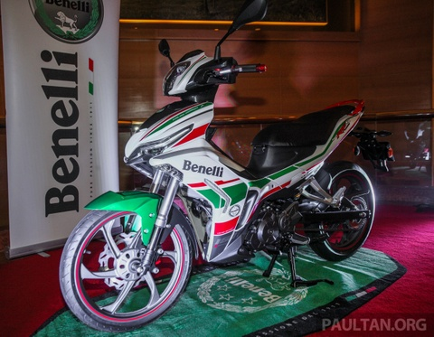 benelli hinh anh