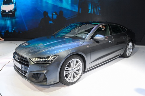 Audi A7 Sportback gia 3,8 ty co gi dac biet? hinh anh