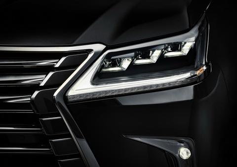 Lexus LX Inspiration Series 2019 ra mat, gia hon 100.000 USD hinh anh 5